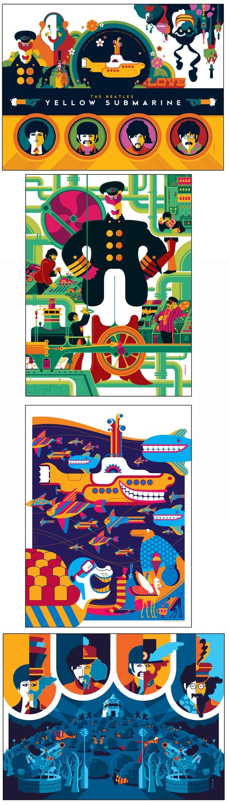 beatles-yellow-submarine-poster