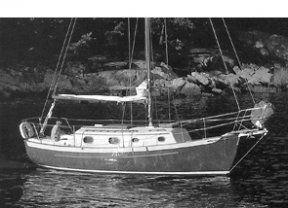 Dana 24 Boat Review - Practical Sailor Print Edition Article