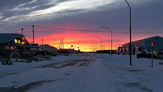 Life in the 'Polar Bear Capital of the World'  The people of Churchill, Manitoba,