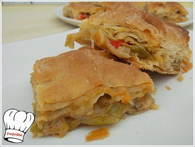 ΜΑΝΙΤΑΡΟΠΙΤΑ ΤΗΣ ΓΩΓΩΣ!!!   Νόστιμες Συνταγές της Γωγώς