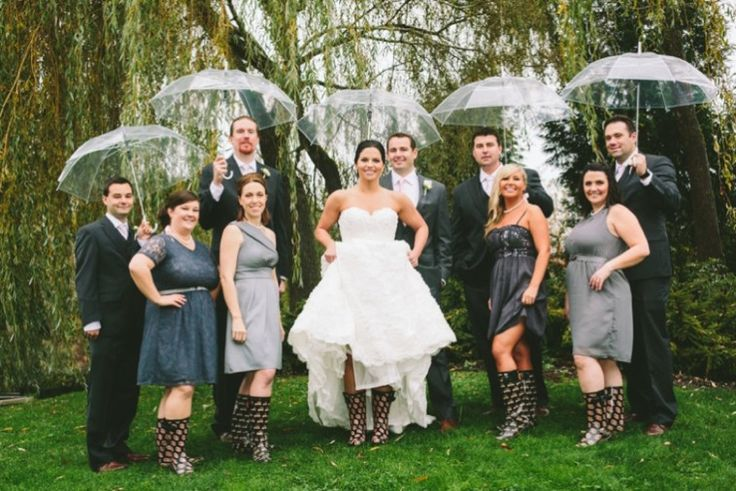 A Vintage Blush and Silver Wedding