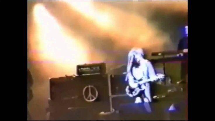 The Cure Live At Pilton - Glastonbury Festival 25/06/1995 - Full Show