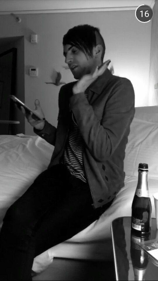 Shane dawson snapchat