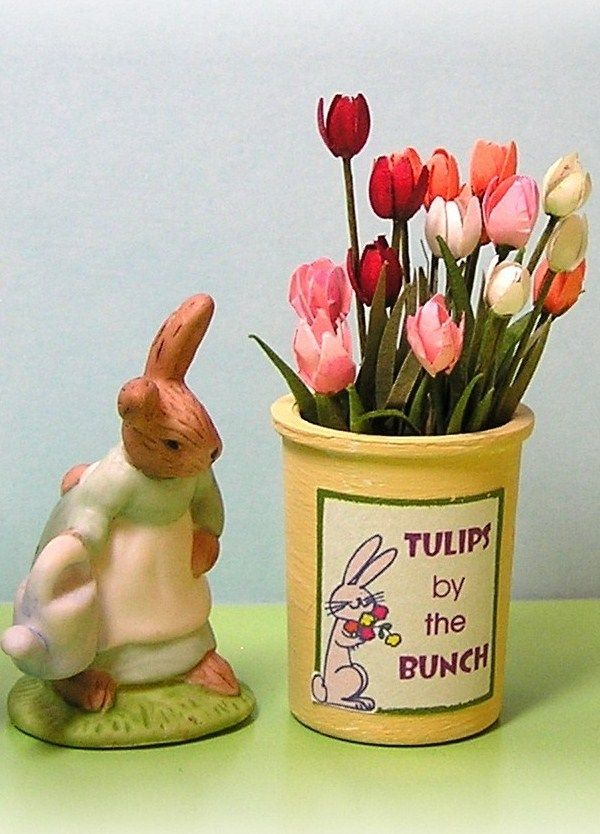 how to: tulips