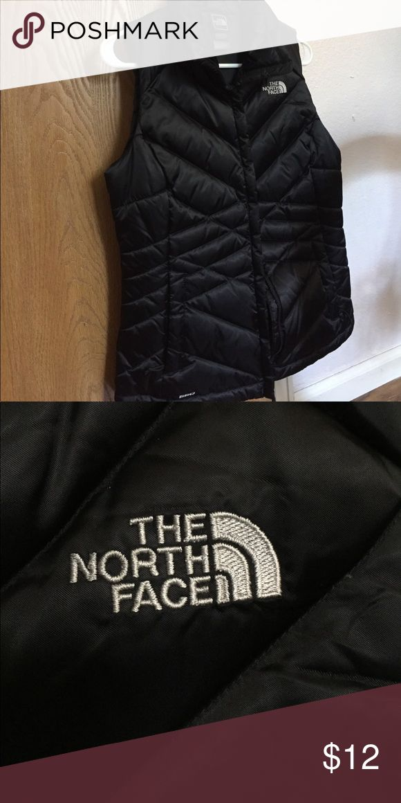 North face puffy vest, size small Puffy north face vest, Size small North Face Jackets & Coats Vests