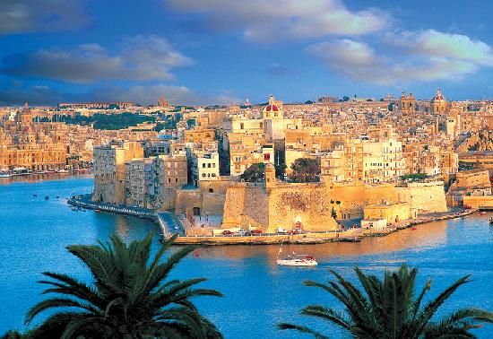 Malta.  Perhaps one of the most welcoming places on earth!
