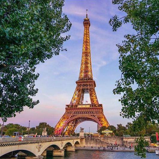 Paris #ville #voyage #paysage #photo #photographie #décoration #tableaux #cadre #maison