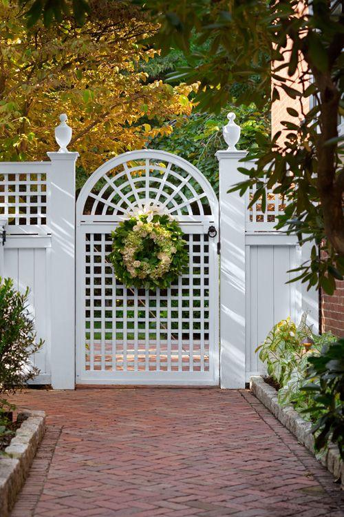 Garden Gate ~ Sudbury Design Group | New England Home Magazine (37 of 42)