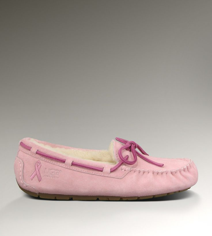 ugg breast cancer moccasins