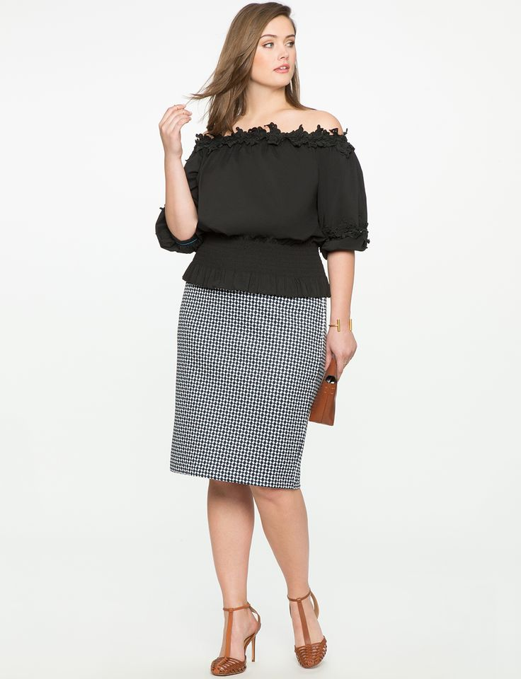 Best 20  Plus size skirts ideas on Pinterest | Plus size girls ...