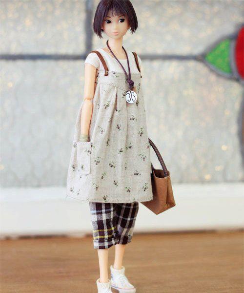 SugarBabyLove Number 36 set for Momoko doll par SugarbabyloveDoll