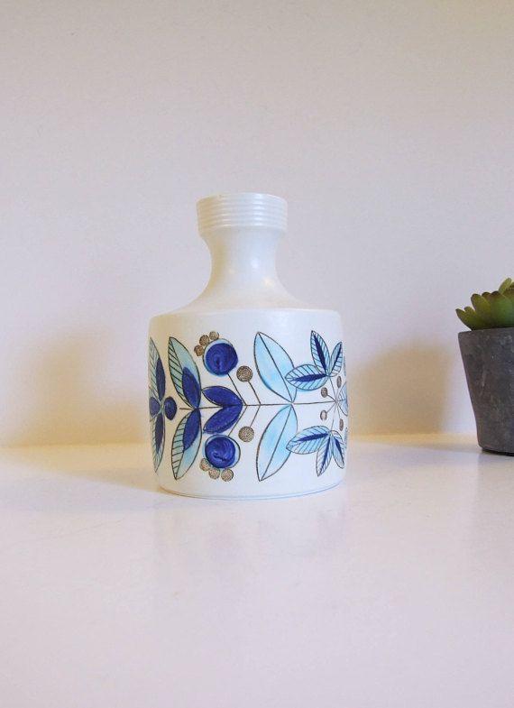 Vase Susie by Rörstrand Sweden // Porcelain vase