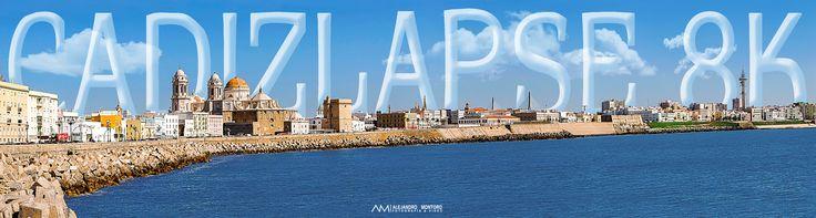 Realizando test timelapse & hyperlapse para proyecto #CADIZLAPSE 8K en ultra alta definición (UHD). #AMfotografia #AMvideo #Cádiz #Jerez #timelapse #hyperlapse #video #fotografia #canon #turismo #Andalucia #Spain #8k #4k #uhd
