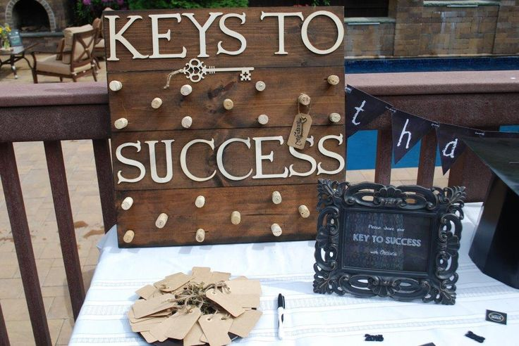 Keys To Success Board Share Your Keys To Success Buy It