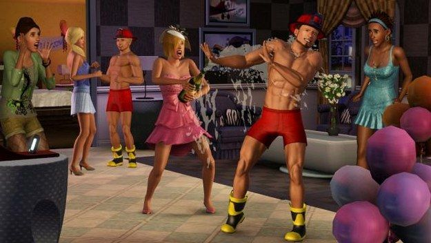 Soak.enable_soak_party_situation (hacer una fiesta) | 17 trucos de Los Sims que desearías poder usar en la vida real