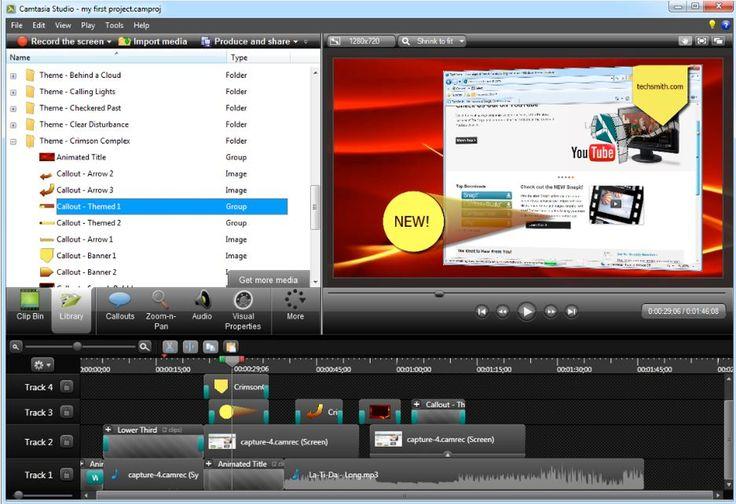 Camtasia Studio 8 Full Download ICT2