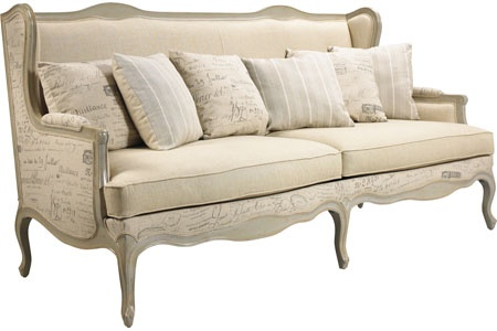 25 Best Images About French Sofa On Pinterest Tufted