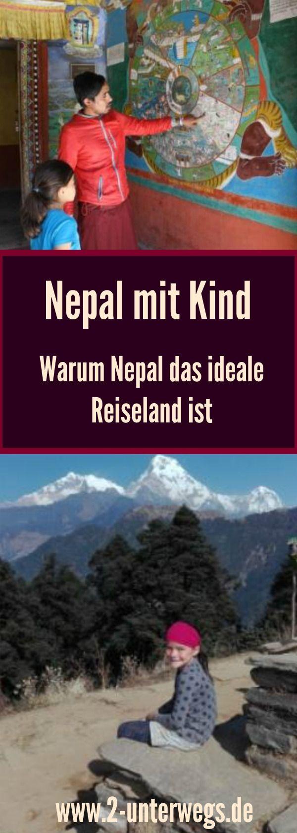 Ich werde sehr häufig gefragt, ob es nicht schwierig ist in Nepal mit Kind zu leben und ob es nicht zu viele Herausforderungen gibt, mit denen wir hier konfrontiert werden. Jedes Mal antworte ich wieder: Nein, Nepal ist das ideale Reiseland mit Kindern und wir könnten uns nicht wohler fühlen. In diesem Artikel möchte ich euch erklären, warum das so ist und was uns besonders gut gefällt.
