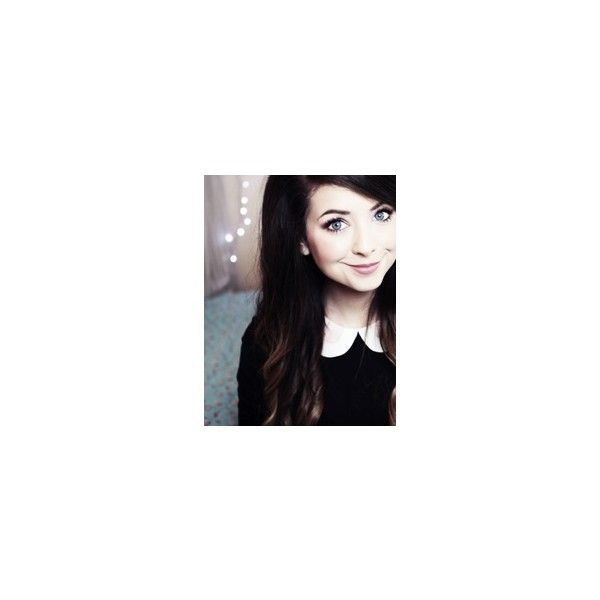 zoella ❤ liked on Polyvore featuring zoella, youtubers, zoe sugg, girls and people