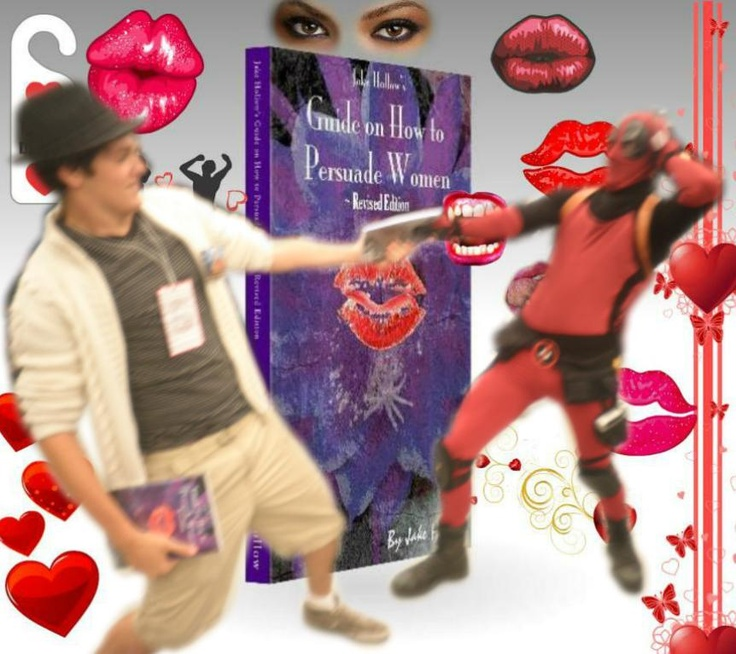 "Aaron Vs. Dead Pool. Please Help Make this Viral by Clicking on ""Pin It"", ""Send"" & ""Like"" button which is a Red Heart"
