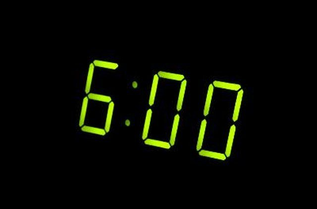 Clocky Alarm Clock Instructions Hunker Alarm Clock Clock Alarm