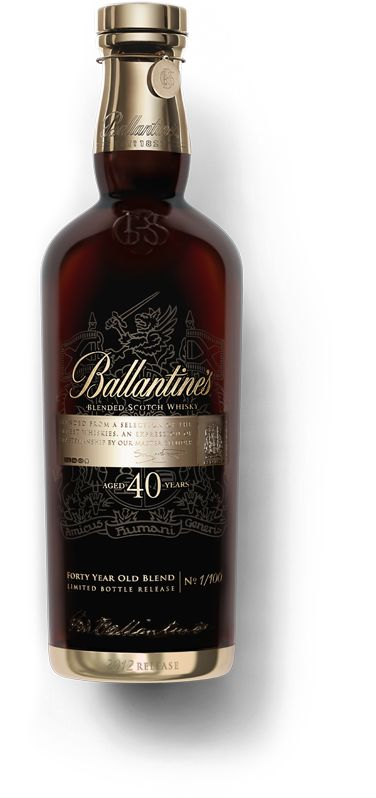 Ballantine's Blended Scotch Whisky - 40 Year Old