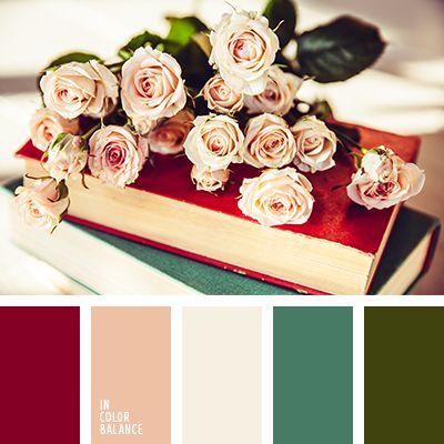 Цветовая палитра №3308