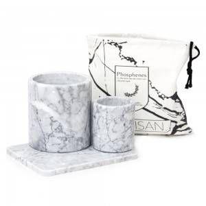 Marble Vessel & Trivet Gift Set