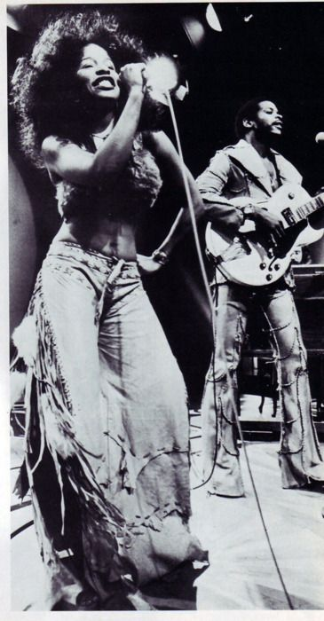 chaka khan the distinctive voice that just makes you move.