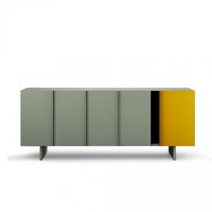 Contemporary sideboard Armonica I by Orme