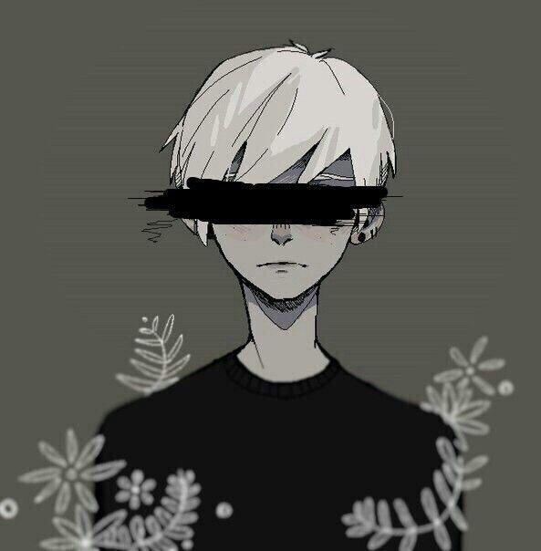Aesthetic Anime Boy Pfp Black And White | Anime Wallpaper 4K