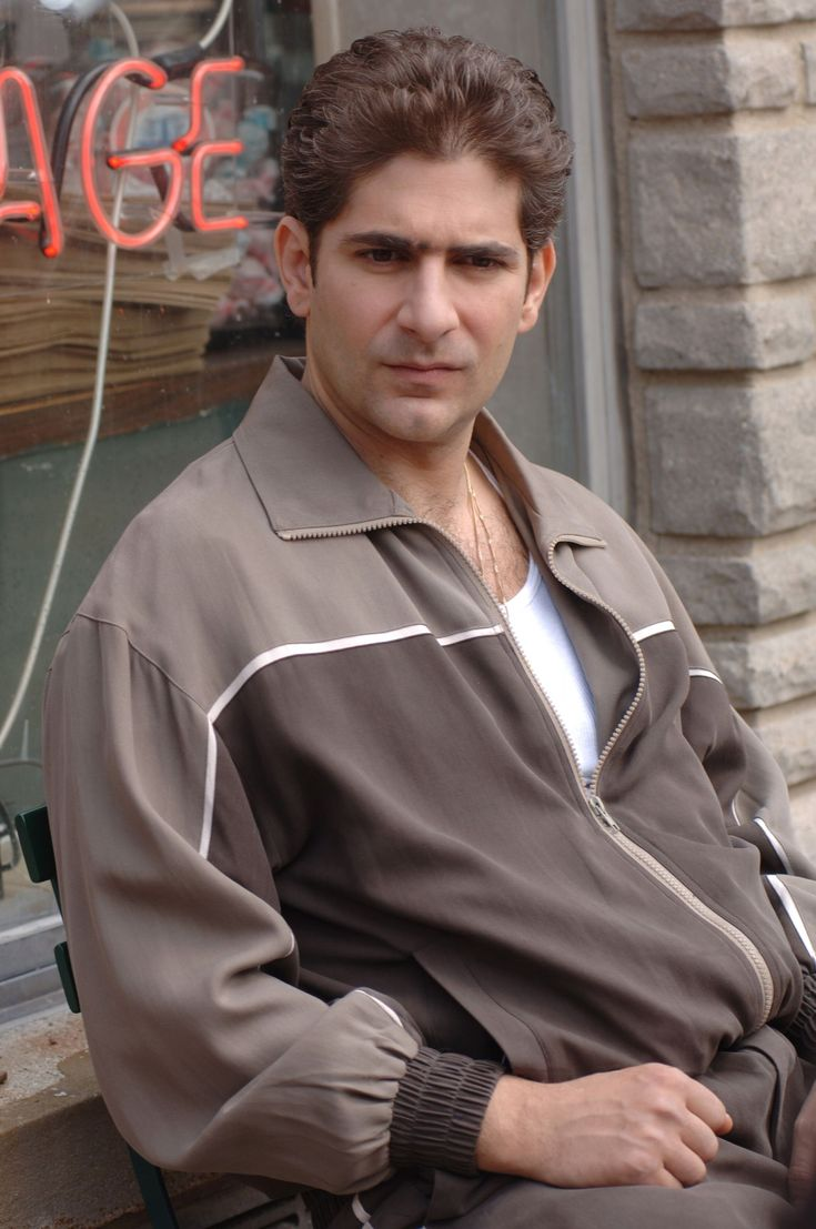 "Michael Imperioli (born March 26, 1966) as Christopher Moltisanti on ""The Sopranos""."
