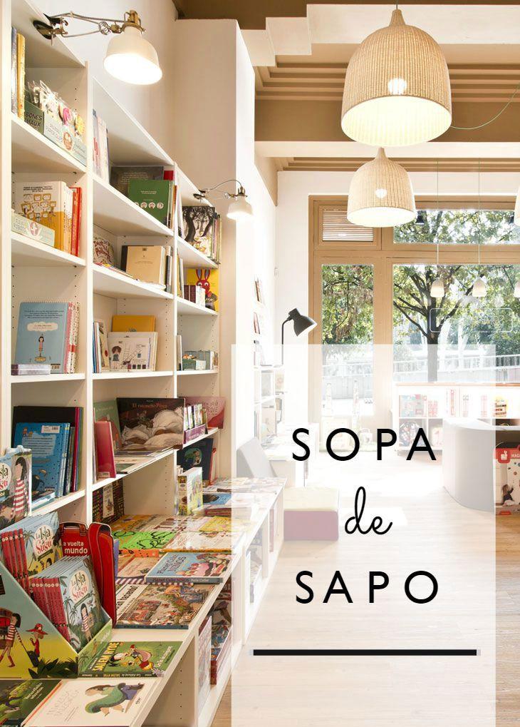 Sopa de sapo Bilbao | librería infantil con actividades para niños