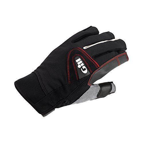 Gill Championship Short Finger Sailing Gloves 2017 - Black XS  http://fishingrodsreelsandgear.com/product/gill-championship-short-finger-sailing-gloves-2017-black/?attribute_pa_size=x-small