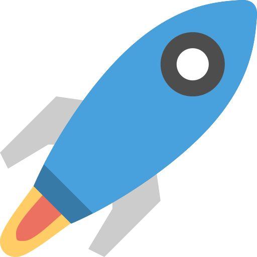 Aliens, exploration, fuel, nasa, rocket, space, spaceship icon