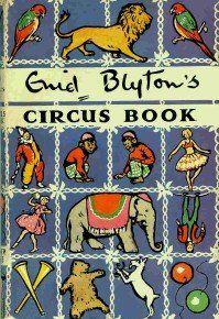 Enid Blyton book cover
