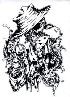 Hip Hop By GTHC85 On DeviantART Skull Pinterest