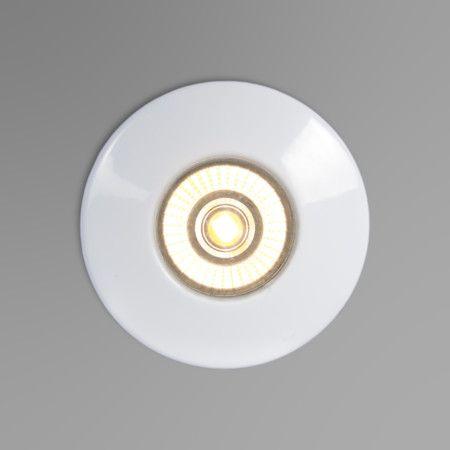 Badezimmer Einbaustrahler Gap Weiß #einbaustrahler #einbauleuchte  #einbaulampe #badezimmerleuchte #badlampe #sale