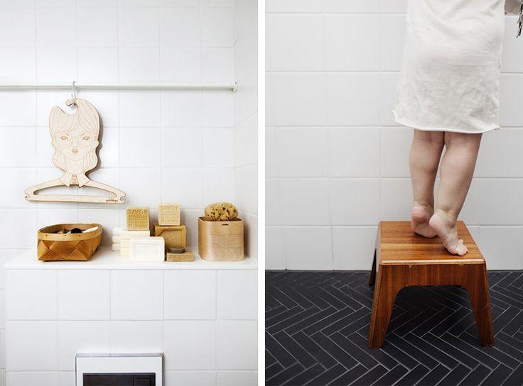 Floor Tile Bath Pinterest Herringbone Babies And Bathroom