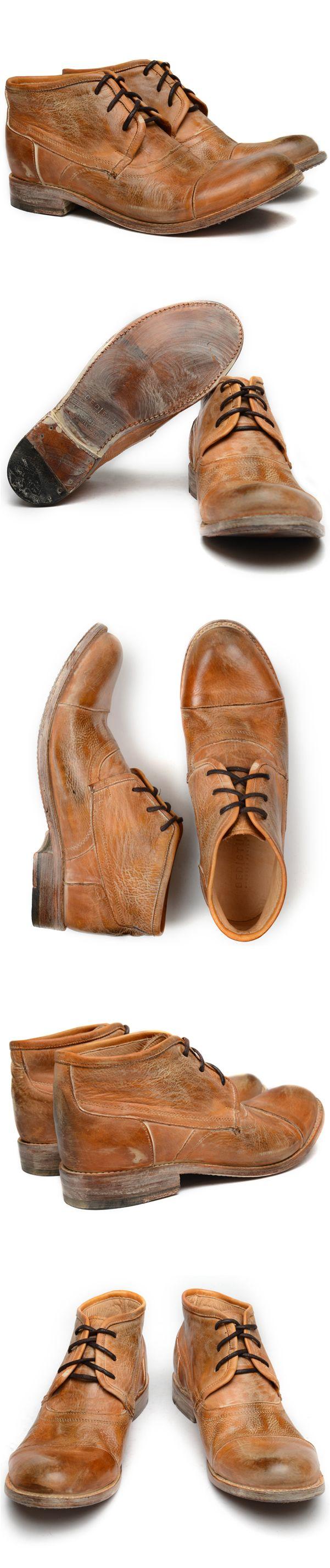 Vintage chukka boots