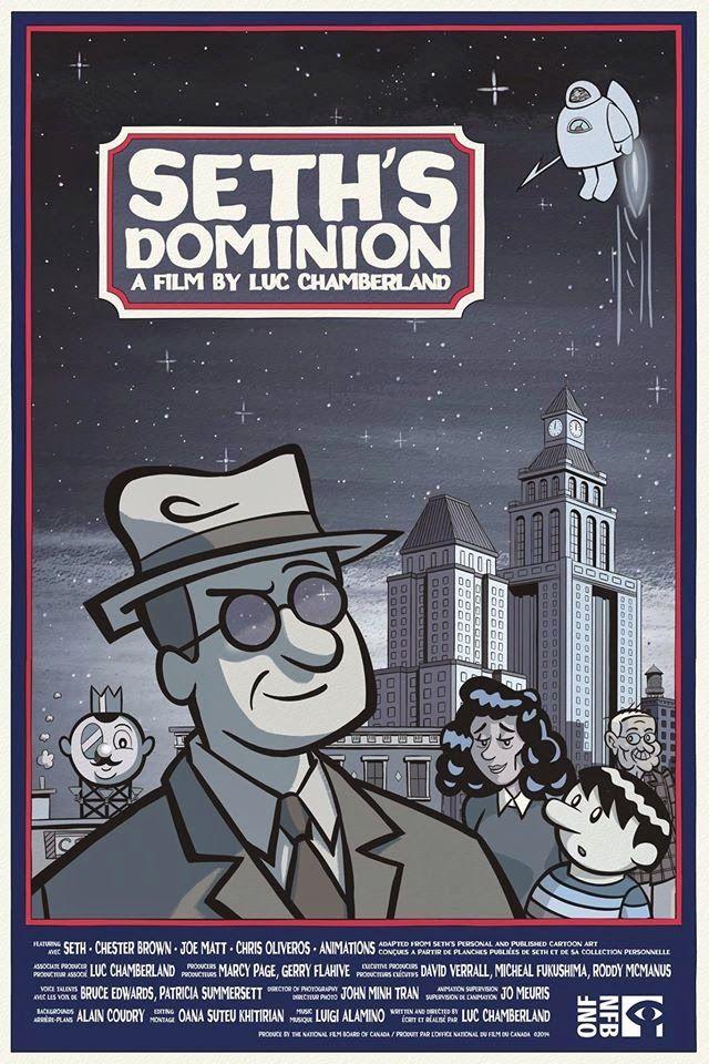 Seth's Dominion de Luc Chamberland.