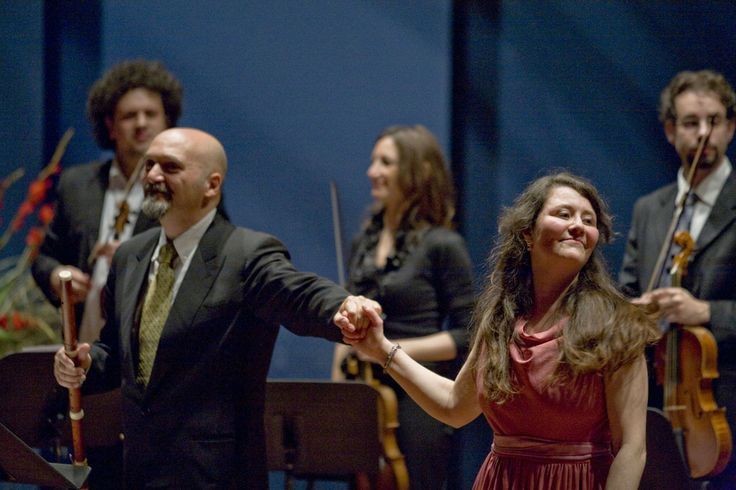 Carlo Ipata ed Elena Cecchi Fedi