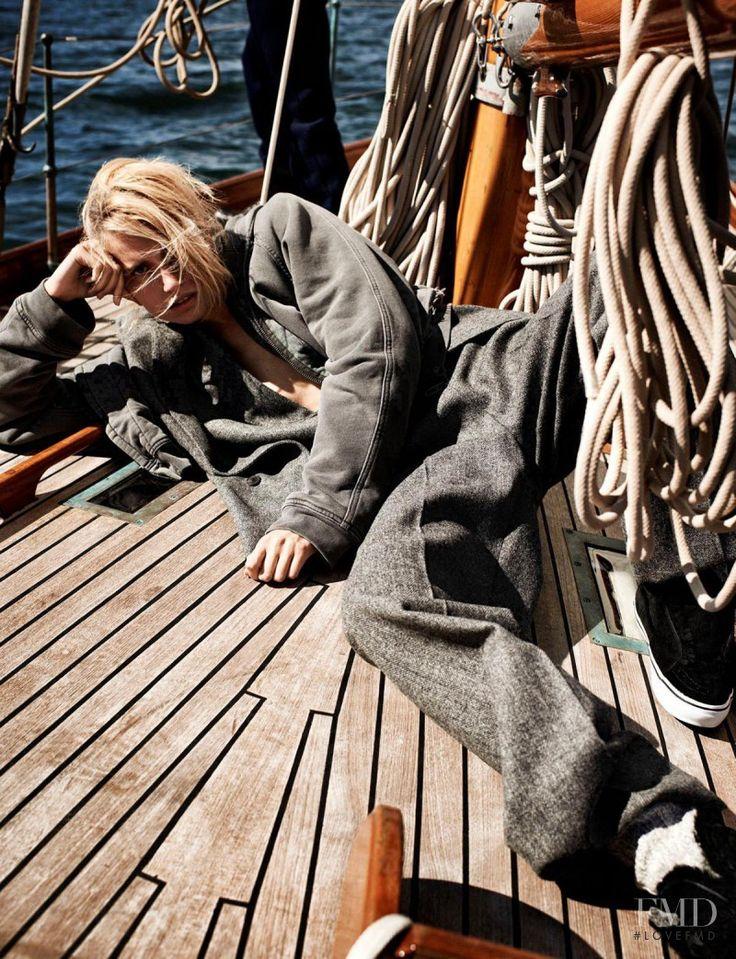 maiden trip: cato van ee by paul bellaart for vogue