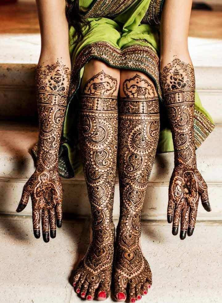 Mehendi Designs For Legs Mehandi design art has developed over many centuries into something that is much more than just adornment of the body. The care and imagination that goes into the visualising, drawing and executing mehandi designs today is definitely much more detail-oriented. Mehandi designs can be drawn on any part of the body …