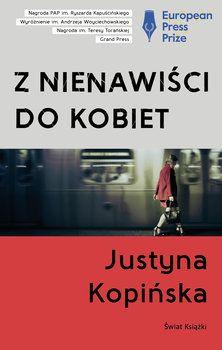 Z nienawiści do kobiet-Kopińska Justyna