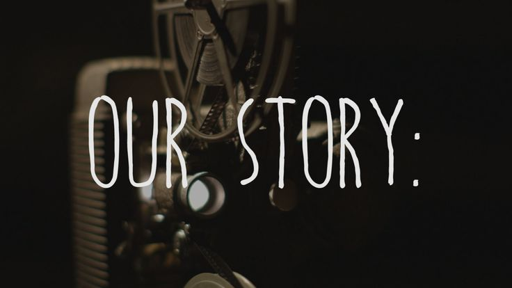 The Story of how we met.  #love #ourstory #video #vintageprojector #filmprojector