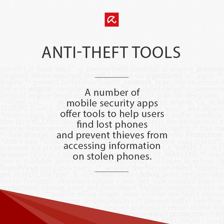 What the heck are #AntiTheftTools? Find out more in our glossary! #ITSecurity #infosec