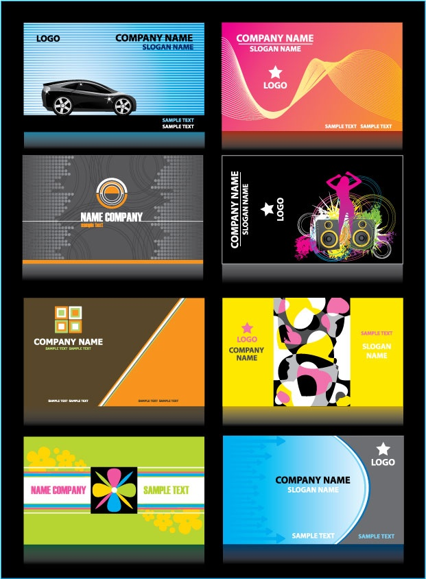 89 best DesignBusiness Card images on Pinterest Business cards - sample cards