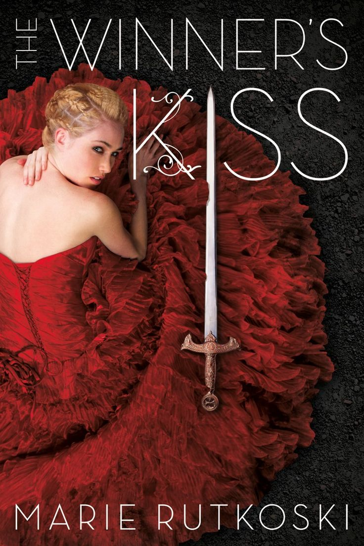 #CoverReveal  The Winner's Kiss (The Winner's Trilogy, #3) by Marie Rutkoski