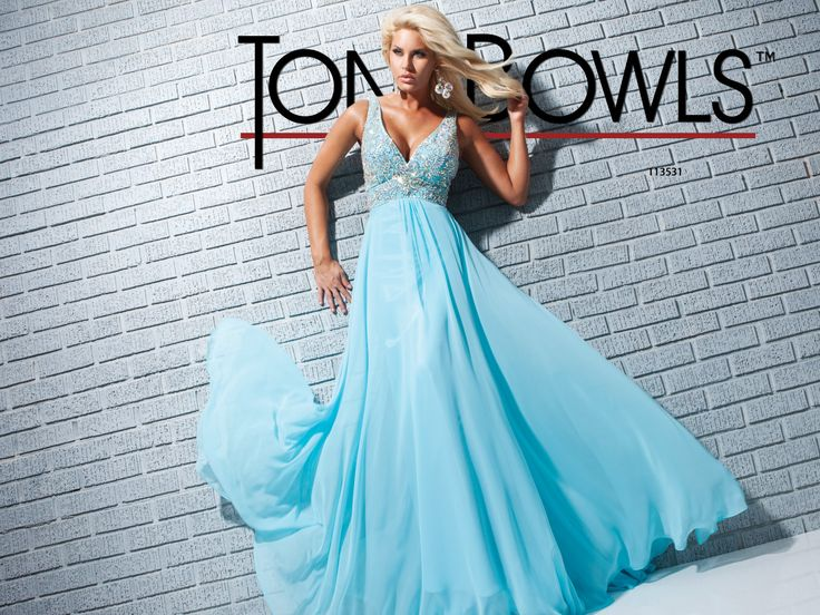 Tony Bowls Le Gala  »  Style No. 113531  »  Tony Bowls Prom available at Binns of Williamsburg